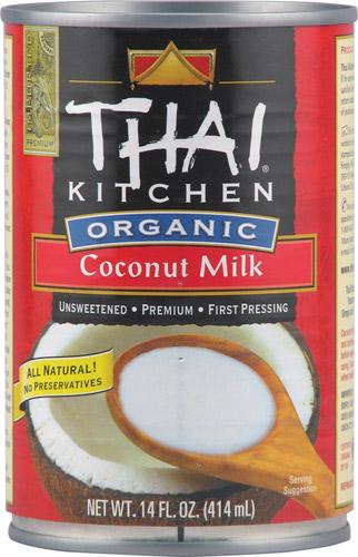Thai Kitchen Coconut Milk thai-kitchen-organic-coconut-milk-737628079506   a happy lass