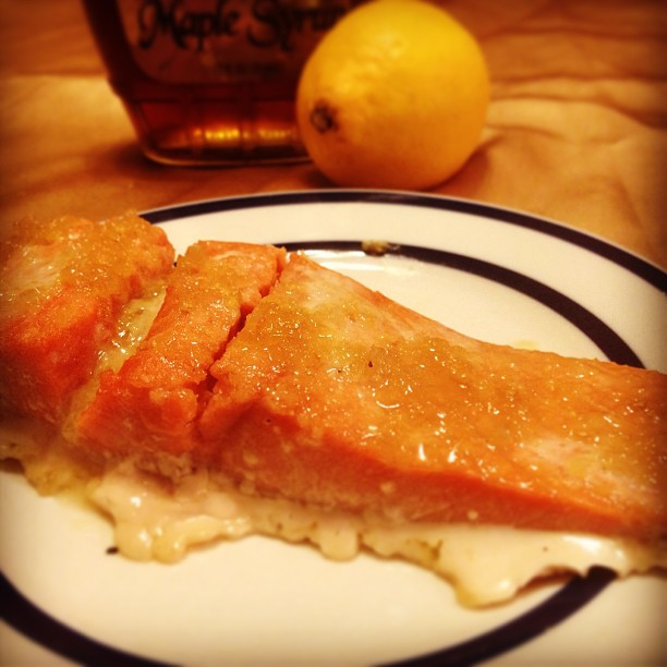 MapleGingerSalmon