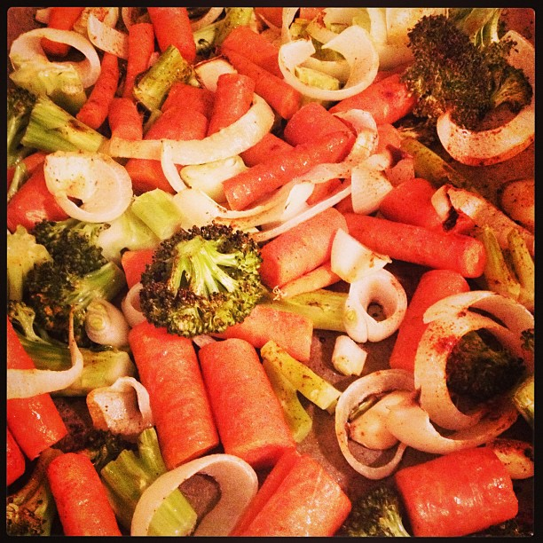 RoastedVeggies