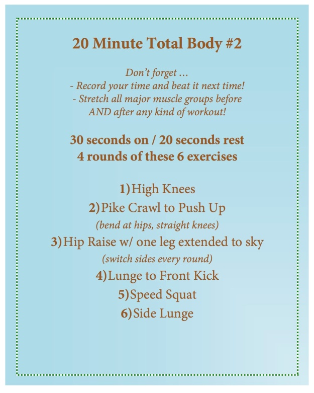20 minute total body 2