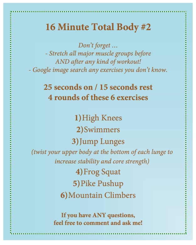 16 minute total body 2